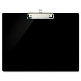 8 1/2 x 11 Black Landscape Clipboard