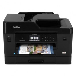 Brother MFC-J6930DW 11 x 17 Ink Jet Printer, Business Smart Pro Wireless, All-in-One, Copy/Fax/Print/Scan