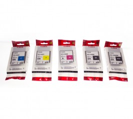 Canon PFI-102 & 104M Ink Cartridges