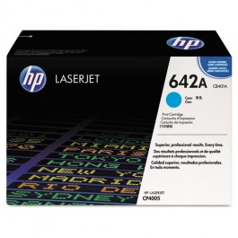 HP 642A Series Toner Cartridges