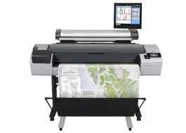 "HP T795 MFP Bundle  44"" Printer with 36"" Scanner"