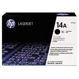 HP 14X (CF214X), HP 14A (CF214A)  Black Original LaserJet Toner Cartridge