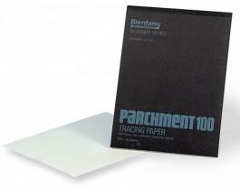 Bienfang No. 100 White Parchment Paper Pads & Rolls