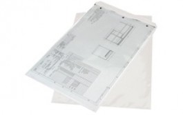 11 x 17 and 17 x 11 Clear Sheet Protectors