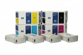 DesignJet -1050C/1055CM  Cartridges and Printheads