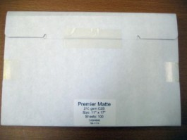 11 x 17 Premium Matte Ink Jet Photo Paper