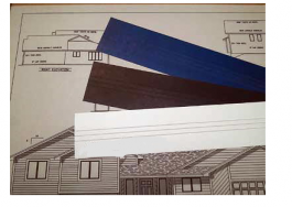 Blank Binding Strips Bulk Pack 1000/pk