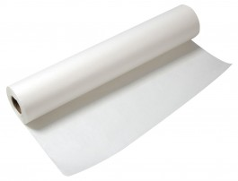 """Lightweight White Tracing Paper Roll 30"""" x 20yd"""