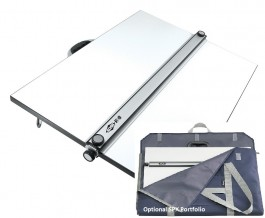 PXB Drawing Board with Straight Edge