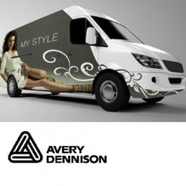 Avery Dennison DOL 2060 Gloss 3.1 mil Calendered Vinyl Overlaminate
