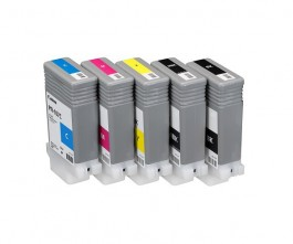 Canon PFI-107 and PFI-207 Ink Tanks