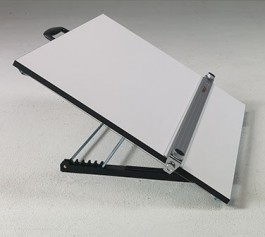 Pro-Draft Deluxe Adjustable Parallel Edge Drafting Board