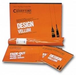 Clearprint  8x8 Grid 16 lb. vellum
