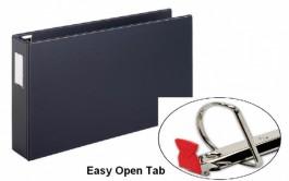 11 x 17 Easy Open 3-Ring Binders