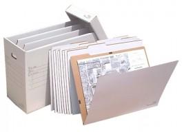 V-File 25 and Folders