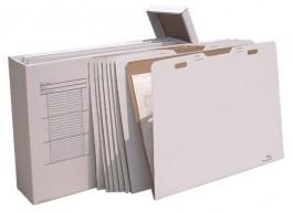V-File 43 and Folders
