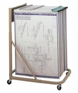 Safco Vertical Mobile File