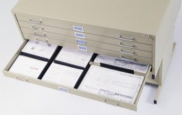Drawer Dividers for Most Flat Files