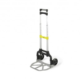 Safco Stow & Go Collapsible Cart
