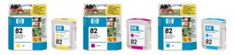 HP Ink Cartridges Deskjet & Designjet (Line Listed)