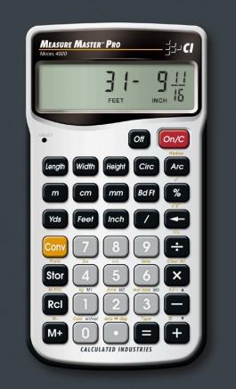 #4020 Measure Master Pro