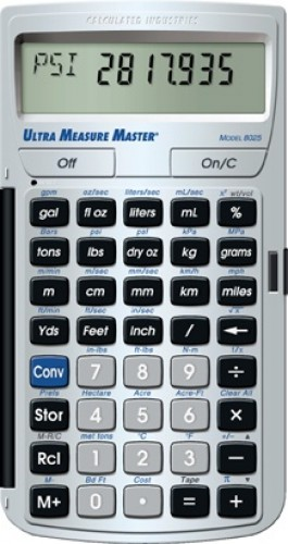 Ultra Measure Master 8025