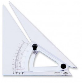 Alvin Adjustable Triangle with Inking Edges