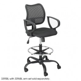 Vue Mesh Extended Height Chair by Safco