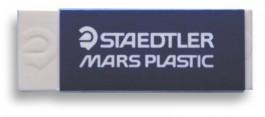 Mars Plastic White Vinly  Eraser