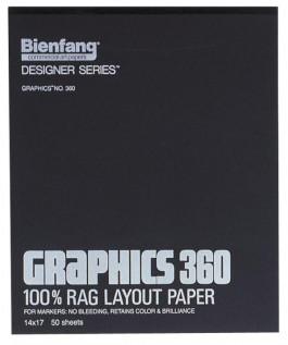 Bienfang Graphics 360 Marker Pads