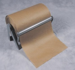 Kraft Wrapping Paper/Dispenser