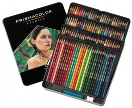 Sanford Prismacolor Pencil Sets