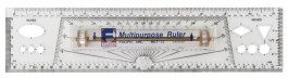 Pacific Arc Rolling Ruler