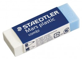 Staedtler Combi  Ink and Pencil  Eraser