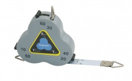 Triangular Scale Tape Measure