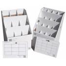 AOS SlantFile-Corrugated Roll Files