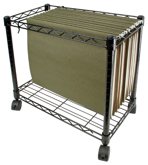 11x17 Mobile Filing/Storage Cart