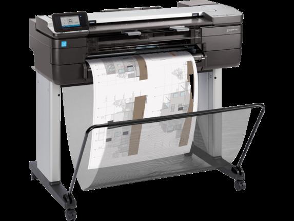 "HP Designjet T830 24"" MFP"